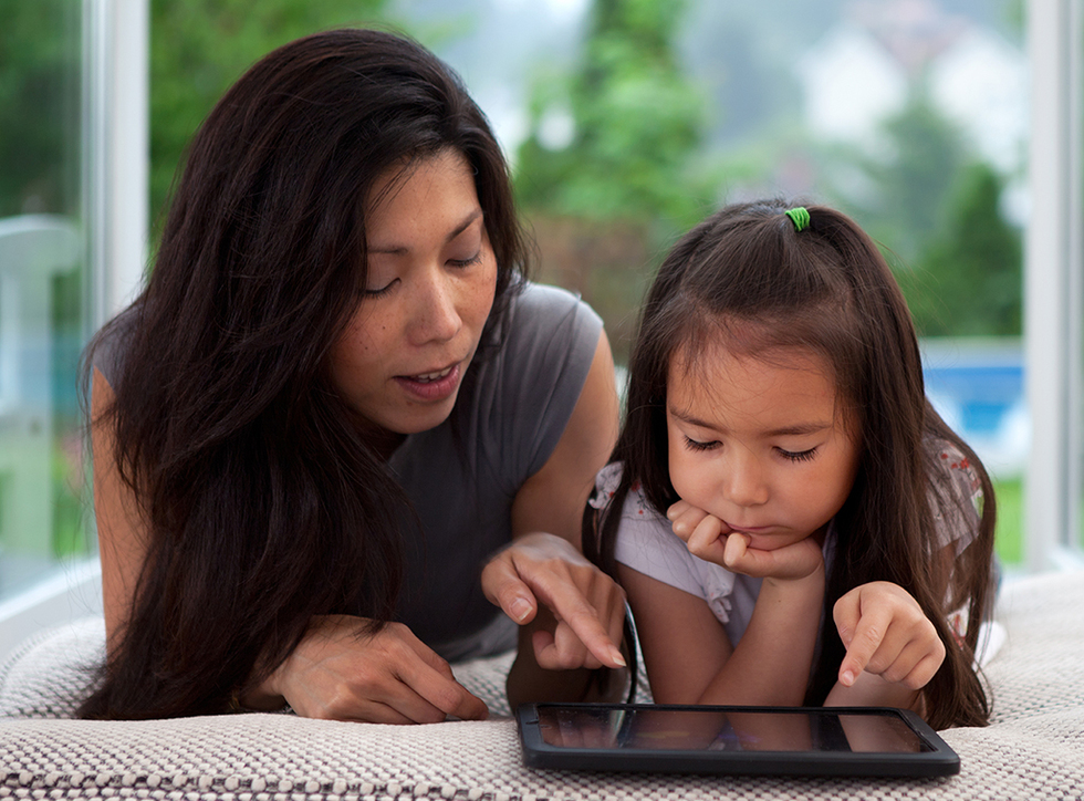 OISE study reveals important findings about kids and e-books