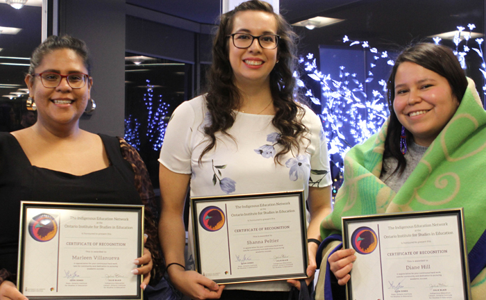\u0027Lifting each other up with love\u0027: OISE honours Indigenous students with special ceremony