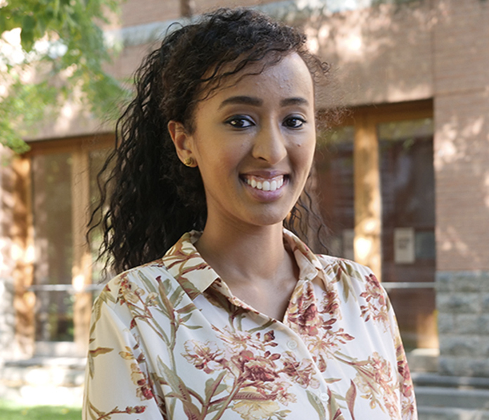 A leader, who studied leadership: Black student group founder reflects on OISE as Fall Convocation arrives